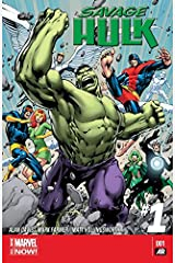 Savage Hulk #1 Kindle Edition