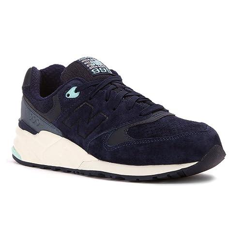 5dbee64fc0d6 New Balance 999 Mujer Zapatillas Azul  Amazon.es  Zapatos y complementos