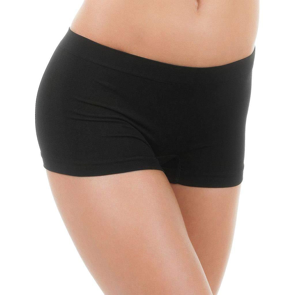 Comfyballs Womens 2019 Performance Hipster Seamless Underwear