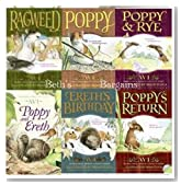 Poppy Tales From Dimwood Complete Collection Books 1 Through 6 (#1 Poppy, #2 Poppy and Rye, #3 Ragweed, #4 Ereth's Birthday, #5 Poppy's Return, #6 Poppy and Ereth)
