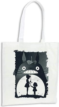 MERCHANDMANIA Pack 2 Bolsas MI Vecino Totoro Cocina Compra Kitchen ...