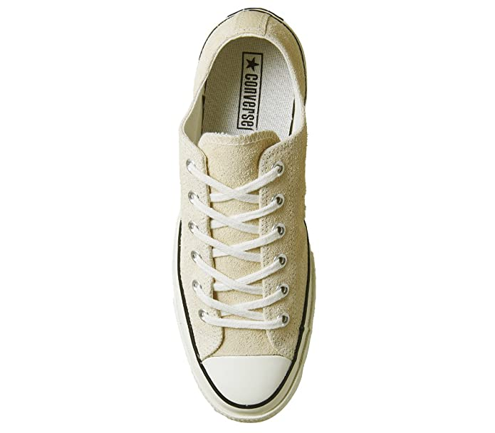 Converse CTas 70 Vintage Suede Ox chaussures beige Homme