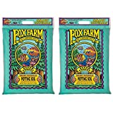 (2) FOXFARM FX14053 12 Quart Ocean Forest Garden Potting Soil Bags - 6.3-6.8 pH
