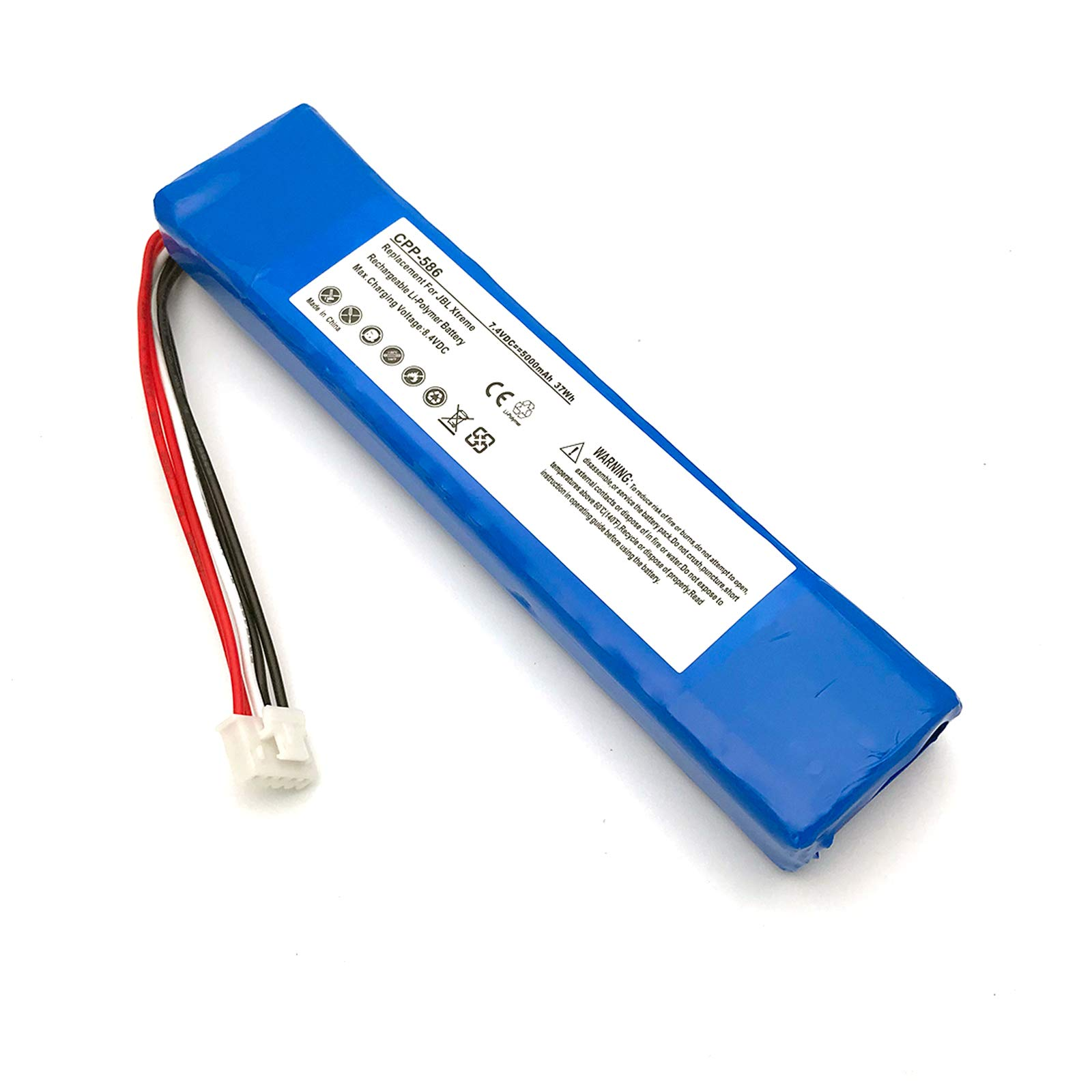 CBK 5000mAh Replacement Battery for JBL Xtreme Wireless Bluetooth Speaker GSP0931134