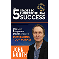 The 5 Stages To Entrepreneurial Success: What Every Entrepreneur Should Know About Dominating Your Market