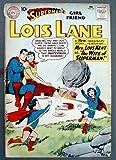 Superman's Girlfriend, Lois Lane 23 VG-