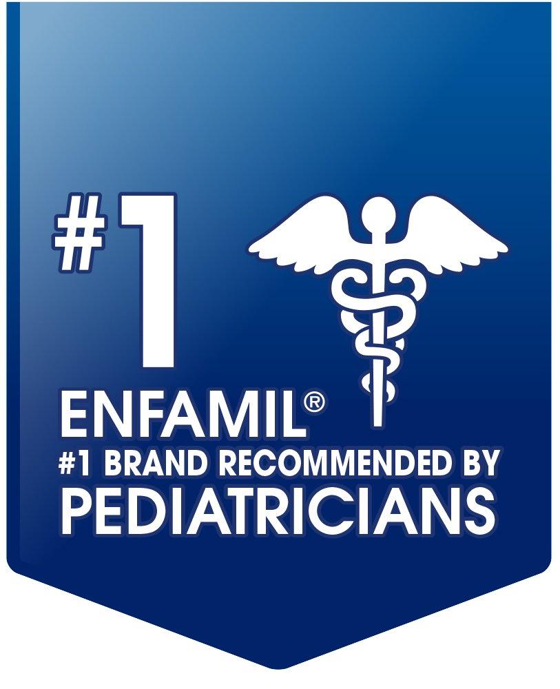 Enfamil Infant Formula - Milk-based Baby Formula with Iron, Powder Can, 21.1 oz (Pack of 4) by Enfamil Infant Formula (Image #2)