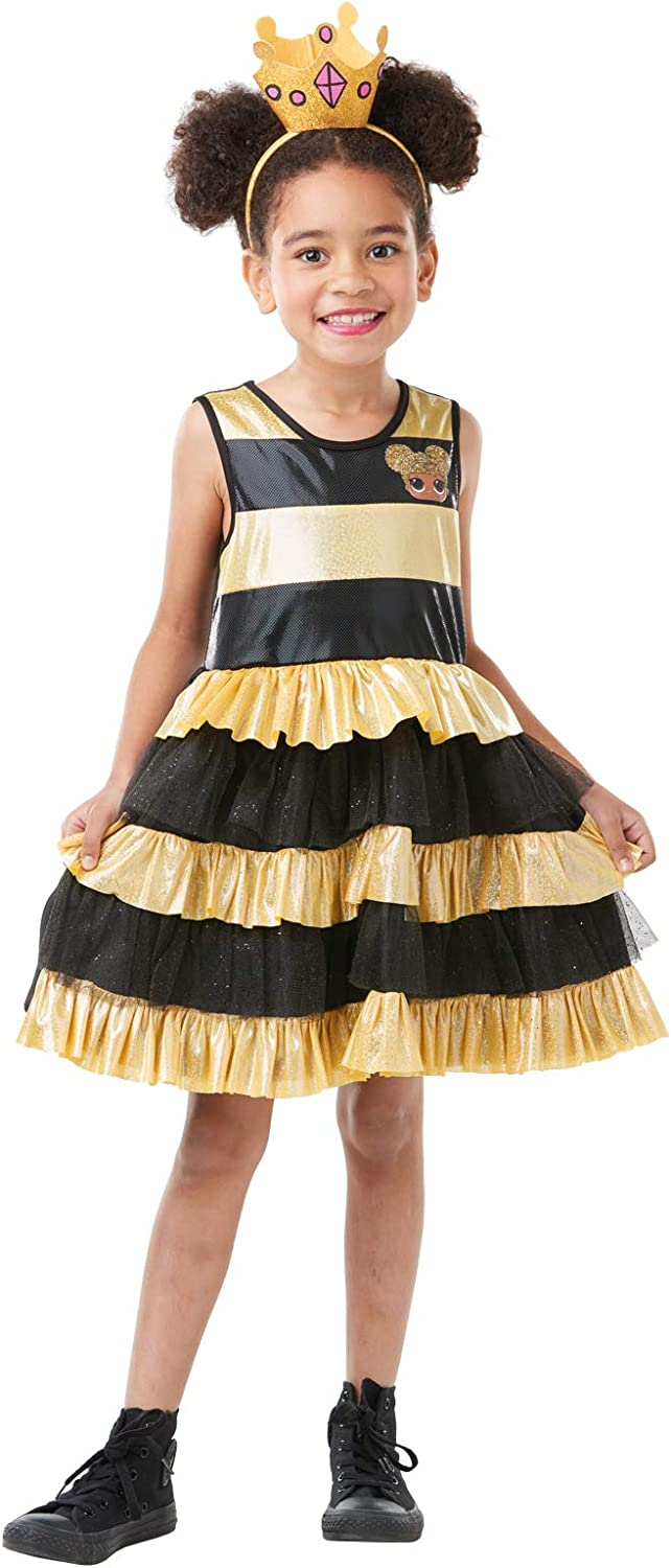 Lol Surprise - Disfraz Queen Bee para niñas, 9-10 años (Rubies ...