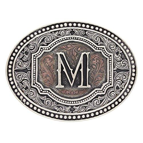Montana Silversmiths Men's Initial