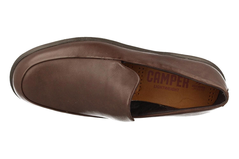 Camper Camper Camper Marrone scarpe Atom 18638-002 ebdae9