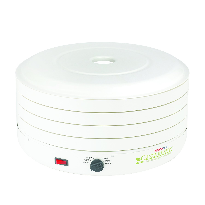 Nesco FD-1010 1000W Color blanco secador de fruta - Deshidratador de fruta (1000 W): Amazon.es: Hogar