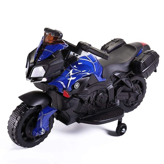 Amazon.com: jaxpety niños paseo en bicicleta de motocicleta ...
