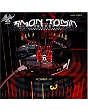Solid Steel Presents Amon Tobin: Recorded Live