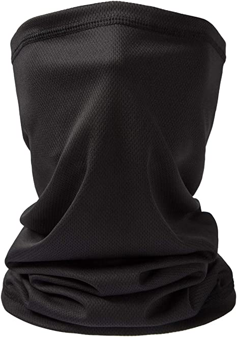 Washable Fabric Face Cover Neck Gaiter Avatar Inspired Water Nation Design