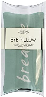 product image for Breathe Organic Cotton Eye Pillow with Dried Lavender | Jane Inc.