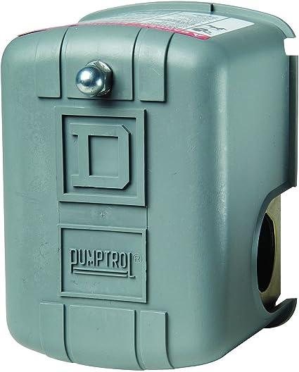Pressure Sensor 20psi to 40psi Differential Individual 9013FSG2J20Z22