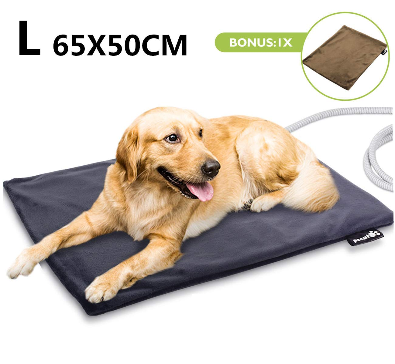 Pecute Electric Pet Heating Pad