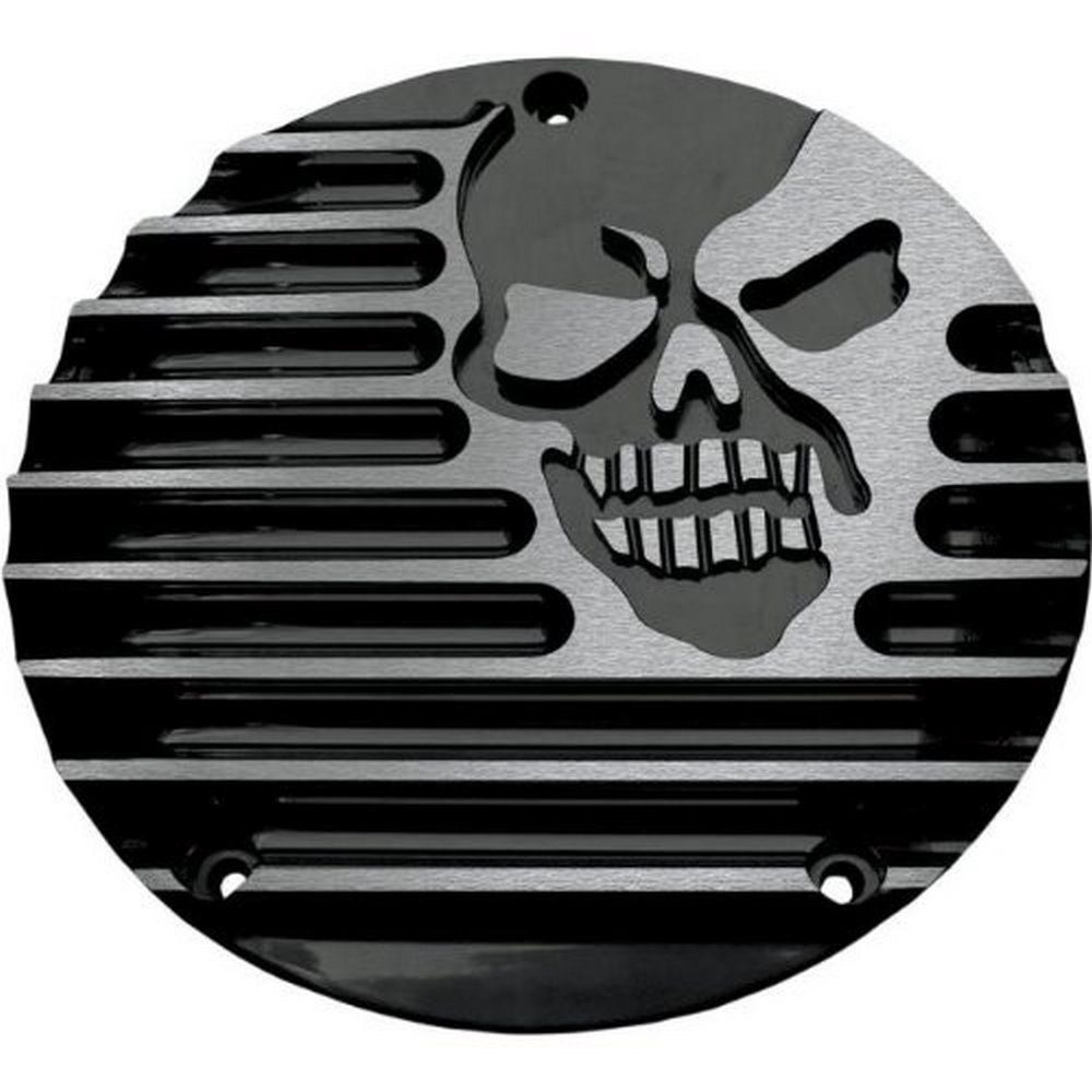 Covingtons Customs Machine Head Black Derby Cover C1074-B