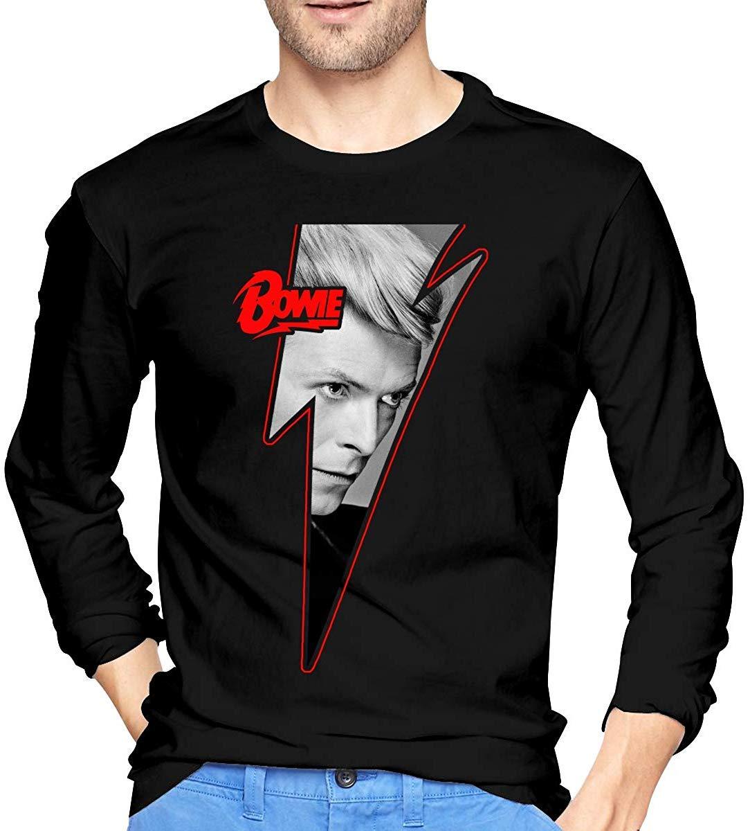 David Bowie Black Shirts