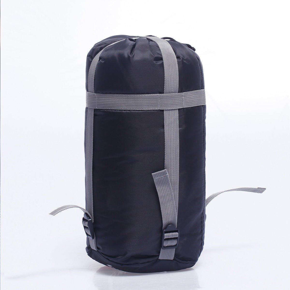 Compact Portable Ultralight Mummy 2-Season Sleeping Bag Variation Size