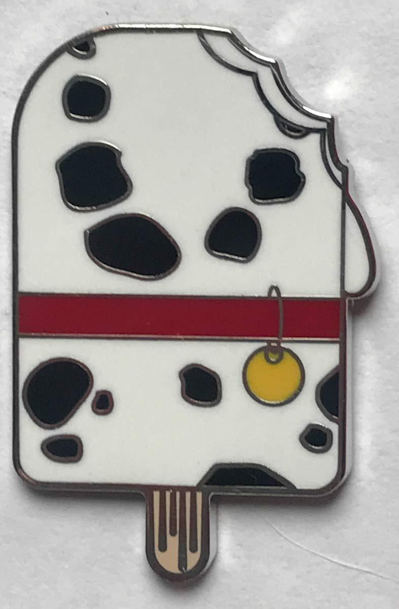 Disney Pin 129915 Ice Cream Mystery Series - Lucky Pin 101 Dalmatians