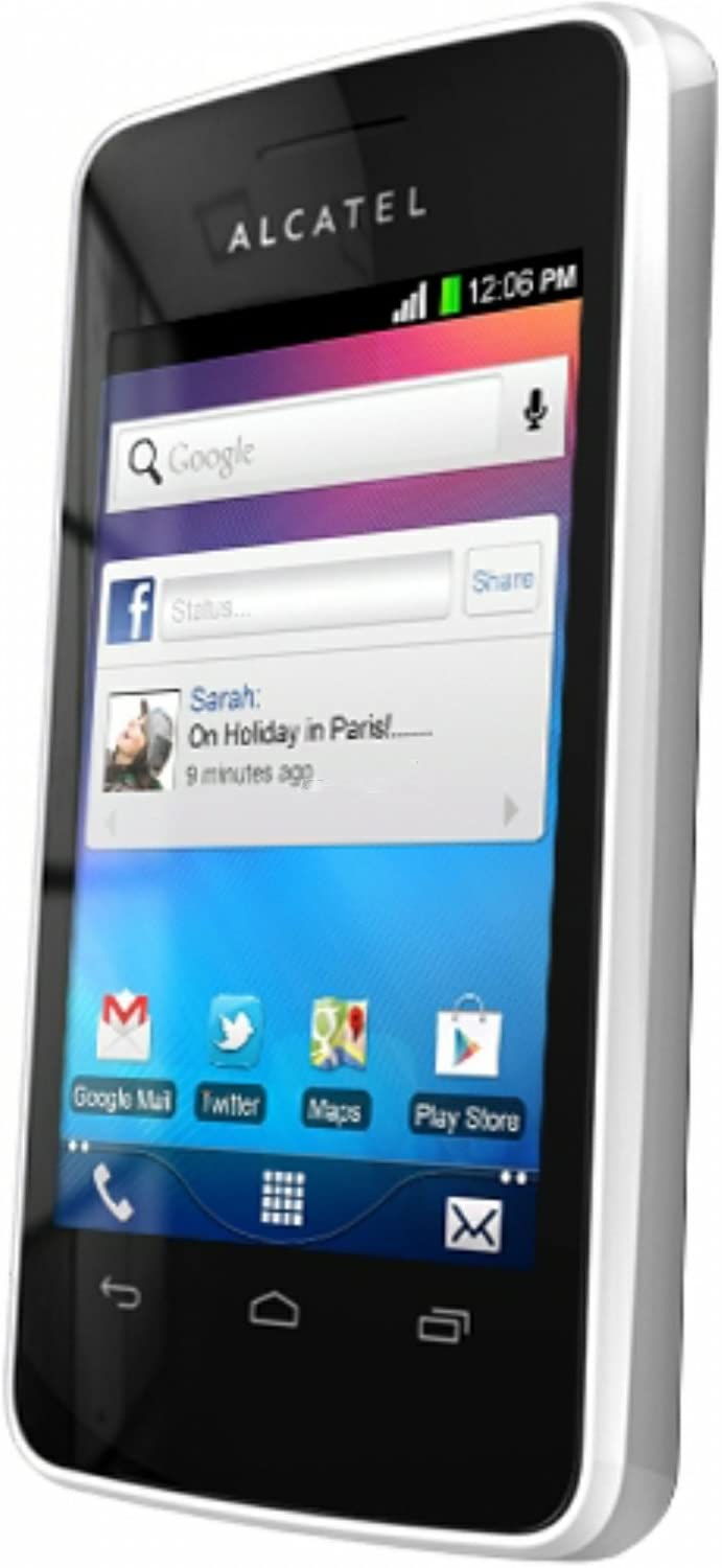 Alcatel OneTouch Tpod D - Smartphone libre Android (pantalla 3.5 ...