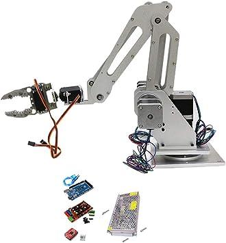 B Blesiya Kits de Brazo Robótico Impresora Servo 3D Motor ...