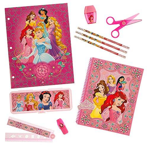- Disney Store Princess Stationery Supply Kit