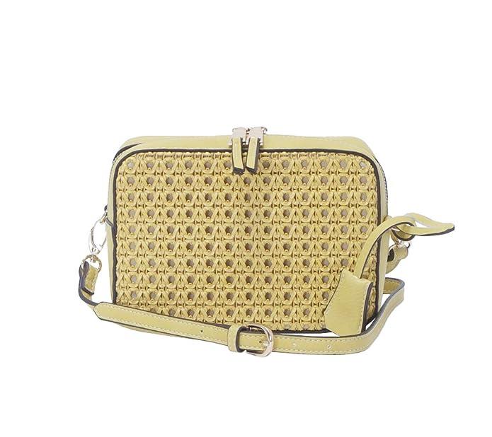 6c8e851ee7cc UN BILLION Oak Ani Women's Fashion Purse Crossbody Bag: Handbags ...