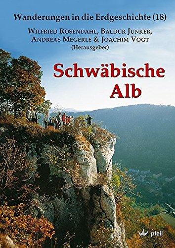Schwäbische Alb  Wanderungen In Die Erdgeschichte
