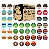 #3: K-Cup Coffee Lover's Variety Sampler, Keurig Single-Serve Coffee, 40 Count