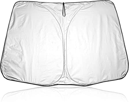 Windscreen Sun Visor Folding Sun Protection Accessories LFOTPP GLC X253 SUV Car Sun Shade for Front Windscreen Indoor