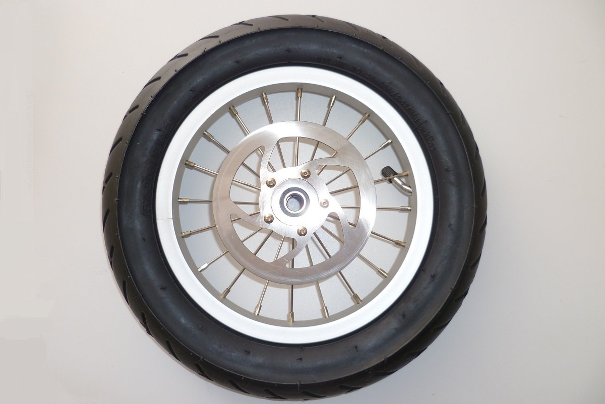 TFK 10 Zoll Reifen Rubena für Joggster Twist und Twinner Twist DUO Vorderrad