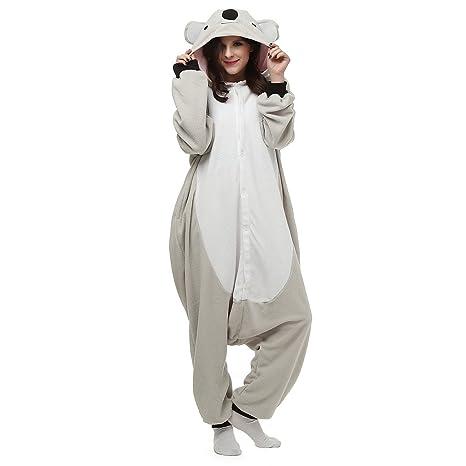 Albrose - Pijama con diseño de figuras para cosplay Koala XL