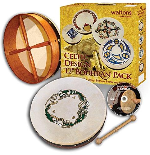 12'' Waltons Chase Bodhran Pack