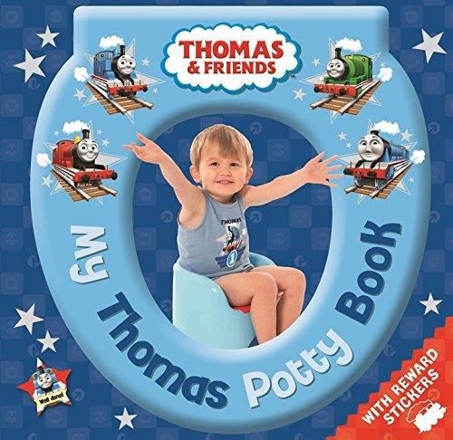 Thomas Train Potty Training - 8