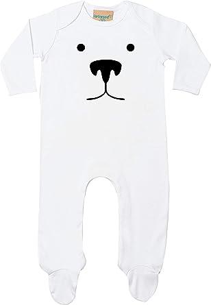 Kleckerliese - Pijama para bebé, de Manga Larga, diseño de ...