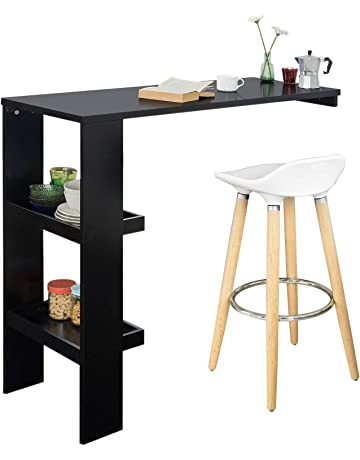Amazon Co Uk Bar Tables Home Kitchen