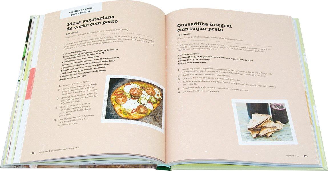 Papinhas e Comidinhas Para o Seu Bebe (Em Portugues do Brasil): Varios Autores: 9780857625298: Amazon.com: Books