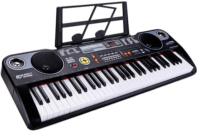 Frpower 61 Teclas De Música Digital del Teclado De Piano ...