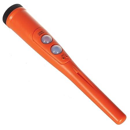 Maclean - Pinpointer mce120 - detector de metales resistente al agua detección de 360º: Amazon.es: Bricolaje y herramientas