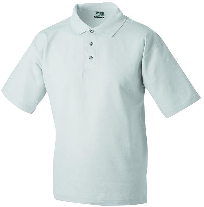 Polo Camisa clásica para Hombres de Ocio y Deporte Polo de Manga ...
