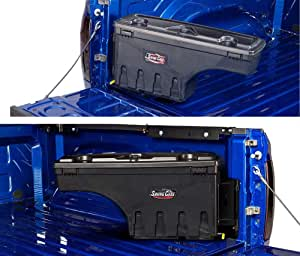 Undercover SwingCase Truck Bed Storage Box | SC401D | Fits 05-20 Toyota Tacoma Drivers Side