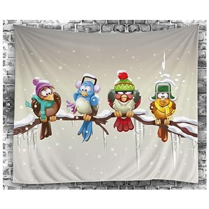 Amazon.com: YGUII Magical Birds Dream Art Ceremony Myth Wild ...