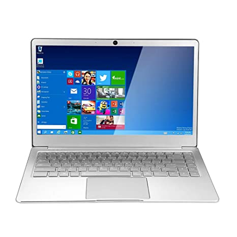 "CXZC Astilla 14""Window10 N3450 Caja de Metal para computadora portátil con Teclado retroiluminado 6"