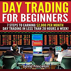 Day Trading for Beginners Hörbuch