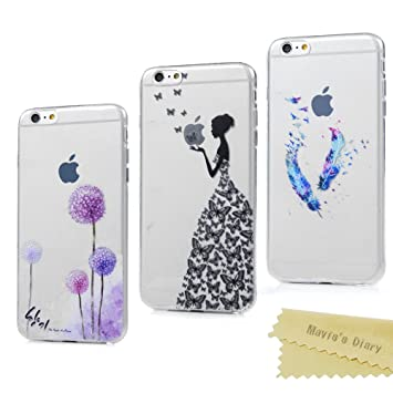 coque iphone 6 lot de 3
