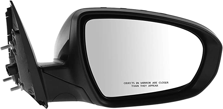 Mirror Power Heated Signal RH Right Passenger Side for Kia Forte