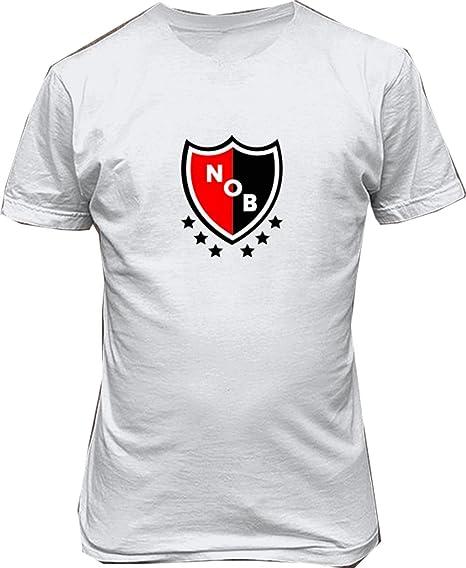Newells Old Boys Argentina Futbol Soccer Football T shirt (small)