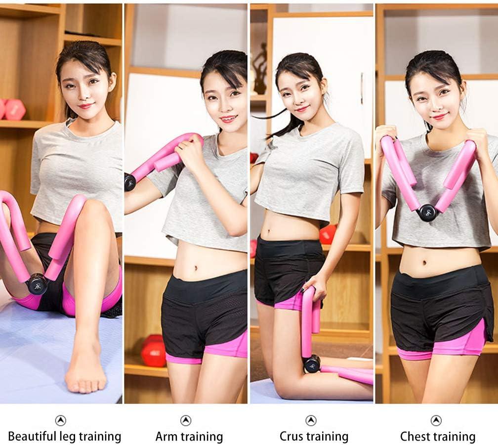Abnehm-Training Heimstudio Oberschenkel-Trimmer Bein-/Übung YNXing Multifunktionaler Thigh Master f/ür Muskeln und Fitness Sport Yoga